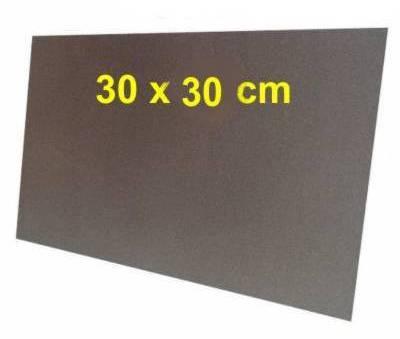 Mikanitová izolační deska do mikrovlnné trouby 300x300mm
