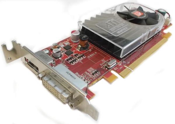ATI Radeon HD3470 256MB DDR2 PCI-e,DVI,DisplayPort
