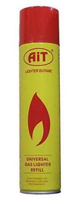 Plyn pro plynové hořáky - Butan 300ml