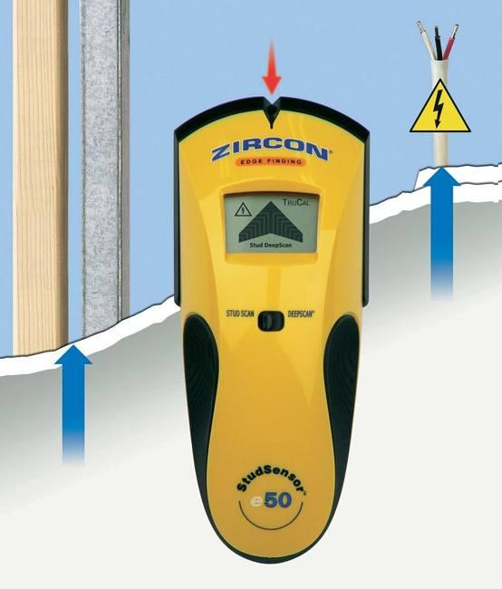 Detektor kovů StudSensor e50