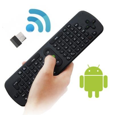 GIRO klávesnice/myš RC-11 WiFi 2.4GHz Android