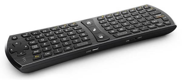 Qoltec Bezdrátová klávesnice pro Smart TV/Tablet/Android Box