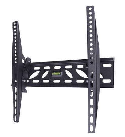 """Držák LED/LCD/Plazma TV T0120 (32-55"""") do 50kg náklon 15°,černý, VESA 400x400"""
