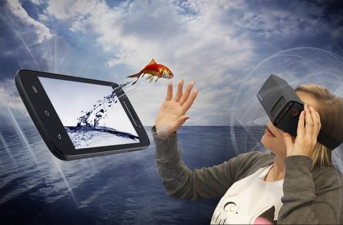 Modecom FreeHAND 3D brýle pro smartphone