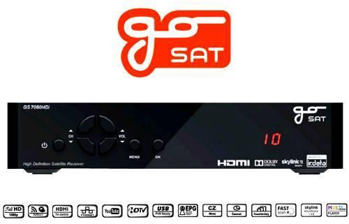 GoSAT 7060 HDi - Skylink ready