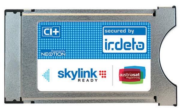 CA Modul Irdeto CI+ Neotion news Skylink Ready