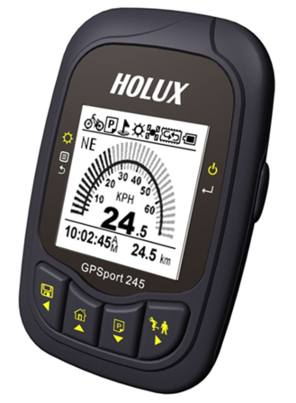 PNA HOLUX GPSport 245 Outdoor Cyklo GPS computer