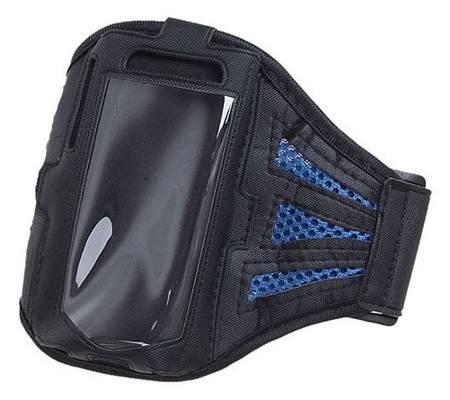 Pouzdro na telefón se suchým zipem na ruku - sportovní
