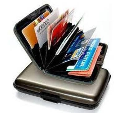 Al pouzdro na doklady - peněženka Aluma Wallet