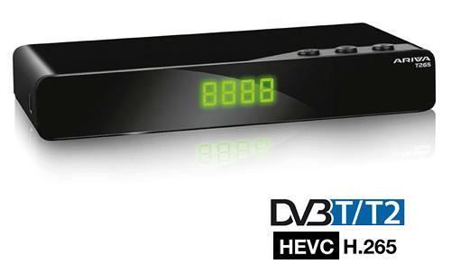 Ferguson Ariva T265 DVB-T/T2 H.265/HEVC