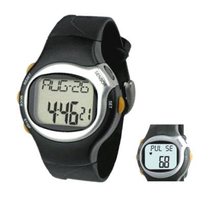 Sportovní hodinky Puls-Uhr s měřením tepu PW06
